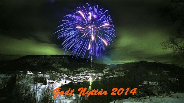 Godt nyttår 2014