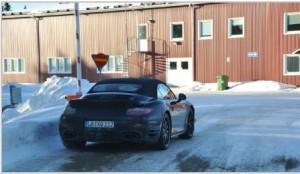 Porsche Arjeplog