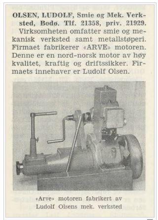 Ludolf Olsen Motor