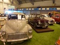 Morris Minor, Morris mini og SAAB 96 Sport