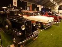 Opel P4 1937 og Mercury Montclair 1956
